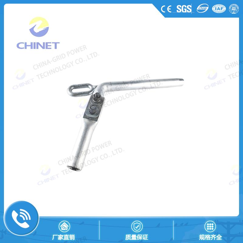 NY-BG铝包钢芯铝绞线用耐张线夹(液压型、钢锚整锻)